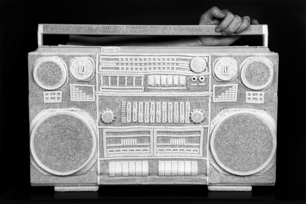 David Chatt 1982 (Boombox) 2015_Photo Mercedes Jelinek